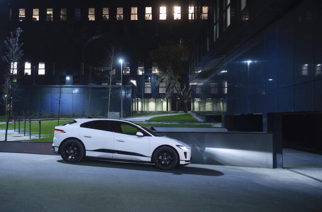 jaguar ipace elektryczny