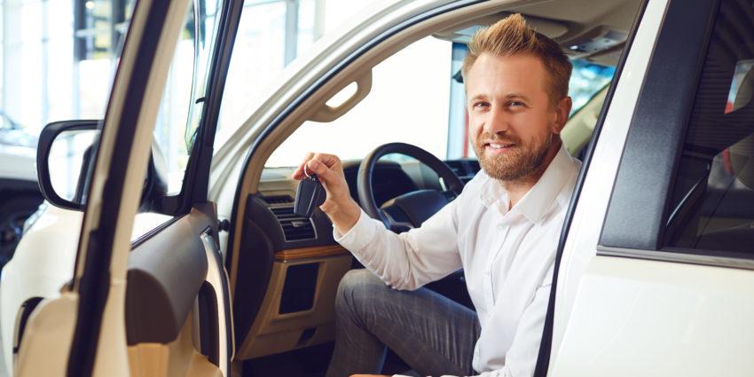 Specjalista ds. sprzedaży samochodów używanych