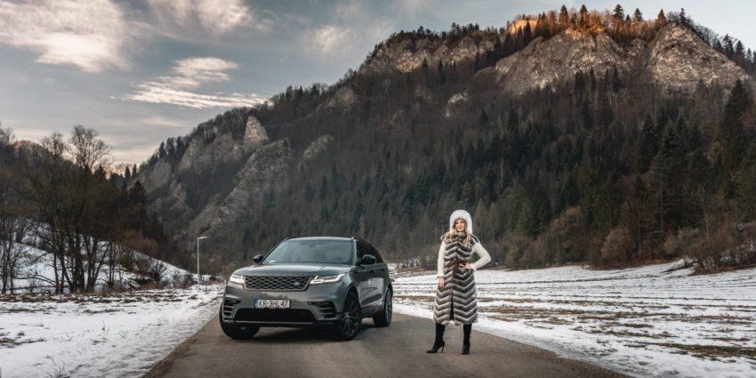 Rydwan czasu – Range Rover Velar
